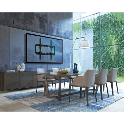 "One Large Fixed Wall Mount for 42""- 80"" Flat Panel Screens"
