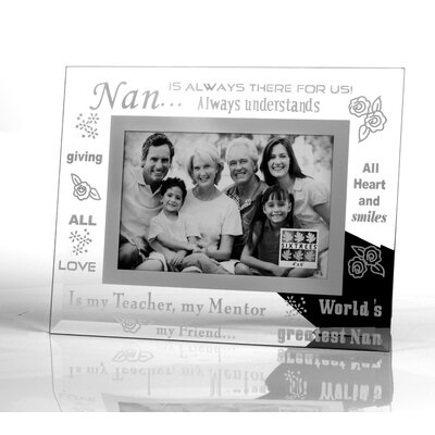 Sixtrees Moments Nan Picture Frame
