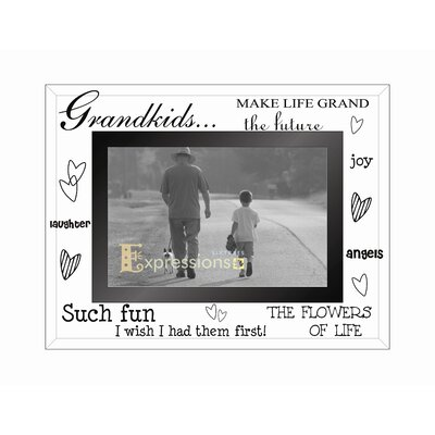 Sixtrees Moments Grand Kids Picture Frame