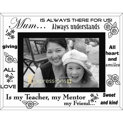 Sixtrees Moments Mum Picture Frame