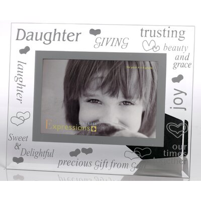 Sixtrees Moments Daughter Picture Frame