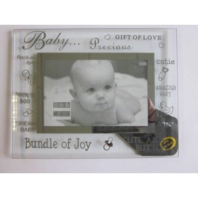 Sixtrees Moments Baby Picture Frame