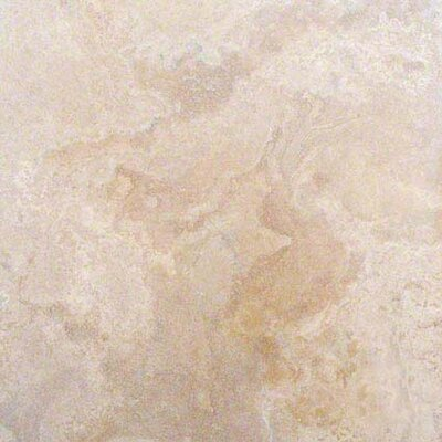 MS International Tuscany Classic 16'' x 16'' Travertine Field Tile in Honed and Filled Beige