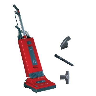 Automatic X4 Upright Vacuum Color: Red