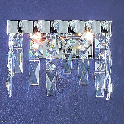 Classic Lighting Uptown 2 Light Wall Sconce