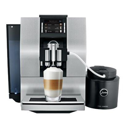 Z6 Espresso Maker Color: Aluminum