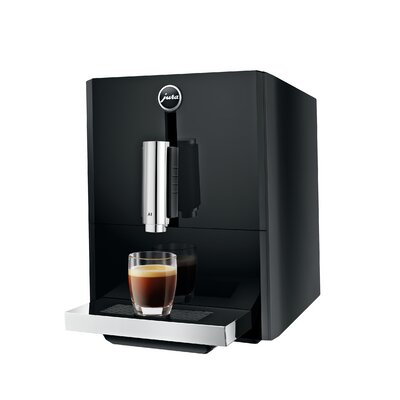 A1 Fully Automatic Coffee Machine Color: Piano Black