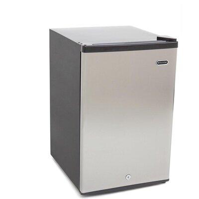 2.1 cu. ft. Upright Freezer