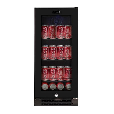 15-inch 3.4 cu. ft. Convertible Beverage Center