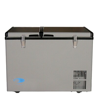Dual Zone Portable 2.07 cu. ft. Chest Freezer