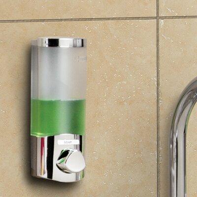 Euro Series Dispenser Bundle Finish: Chrome
