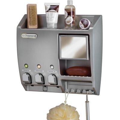 Ulti-Mate III Soap Dispenser Finish: Satin Nickel
