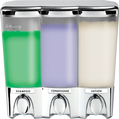 Clear Choice III Soap Dispenser