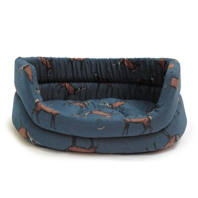 Alpen Home The Pinery Slumber Pet Bed in Midnight Blue