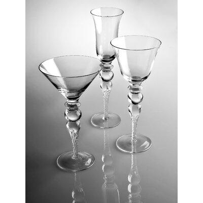 Sofia 3 Piece Wine Tall Glass Set