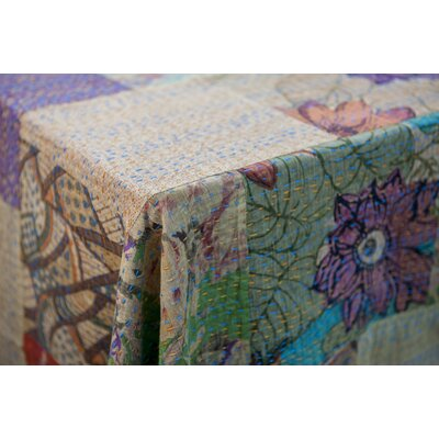 Caravan Camille Patchwork Table Cover