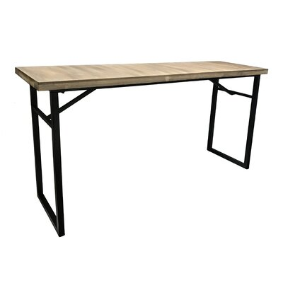"Calie Rectangle Console Table Size: 35.75"" H x 67.75"" W x 17.75"" D"