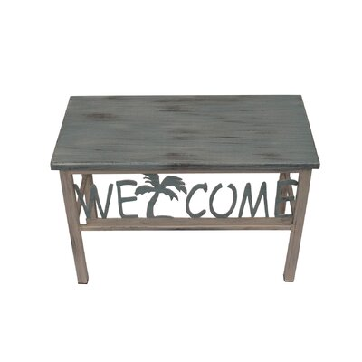 Ishaan Welcome/Palm Wood Bench