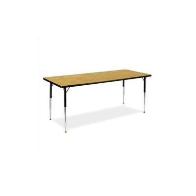 "Virco 4000 Series 72"" x 24"" Rectangular Activity Table"
