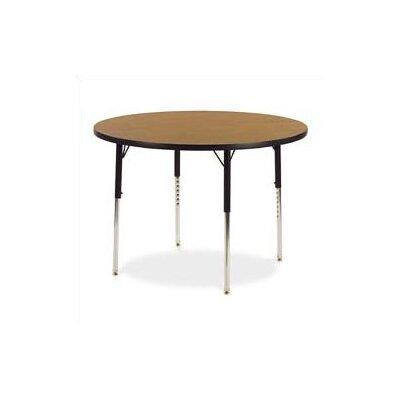 "Virco 4000 Series 48"" Round Activity Table"