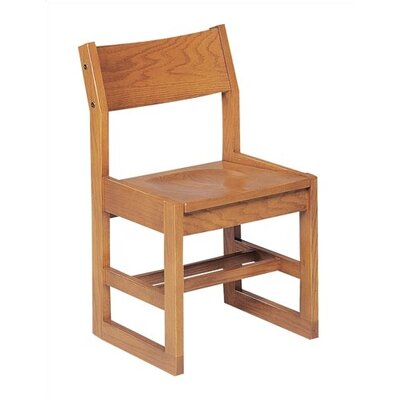 Virco Wood Classroom Chair