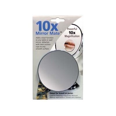 Floxite Mirror Mate with Suction Cups