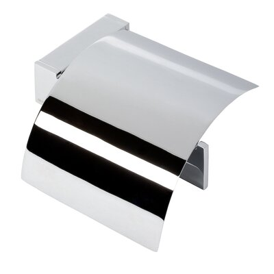 Impey Showers Modern Art Wall Mounted Toilet Roll Holder