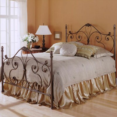 Aynsley Metal Bed Twin Size