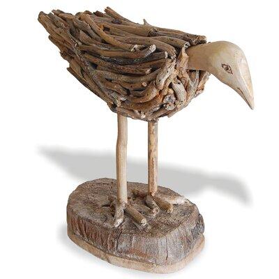 Oceans Apart Bird on Stand Figurine