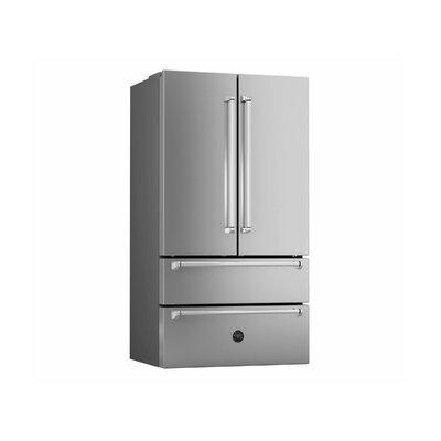 21 cu. ft. Counter Depth French Door Refrigerator