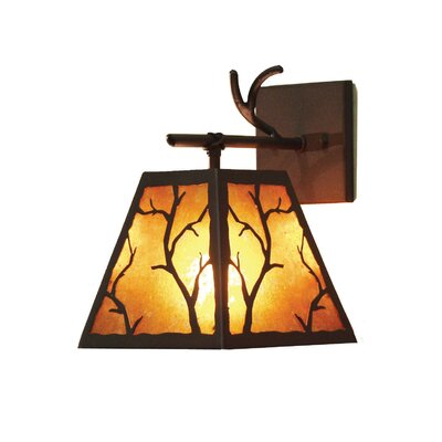 2nd Ave Design Branch 1 Light Wall Sconce