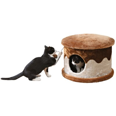 "Trixie Pet Products 13"" Cozy Cat Condo"