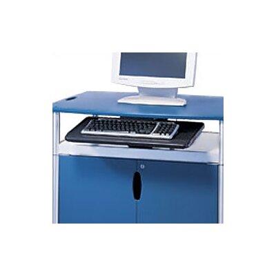 """Wheelies 20"""" W Desk Keyboard Tray"""