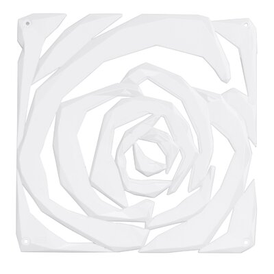 Berard Room Divider Color: White