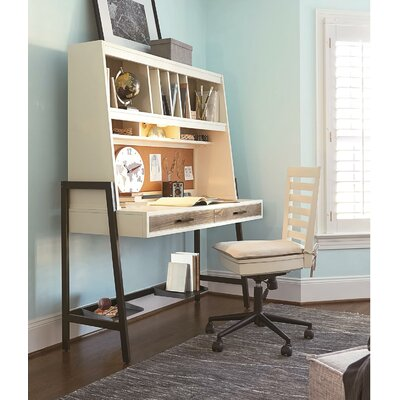 San Marcos Writing Desk with Hutch and Chair Set