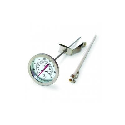 "Insta-Read Long Stem 12"" Fry Thermometer"