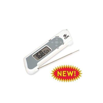 ProAccurate Folding Thermocouple Thermometer Color: White