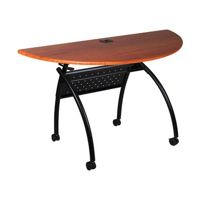 Balt Chi Flipper Half-Round Training Table