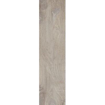"Woodland 8"" x 32"" Porcelain Wood Look/Field Tile in Maple"
