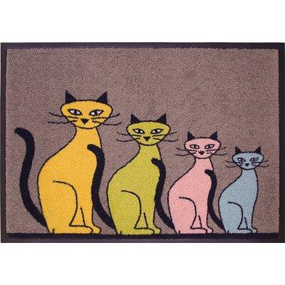 Akzente Cat Doormat