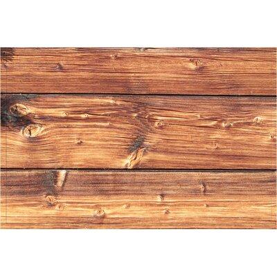 Akzente Gallery Wooden Board Doormat
