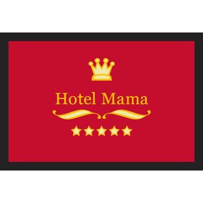 Akzente Hotel Mama Doormat