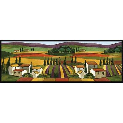 Akzente Lavender Field Doormat