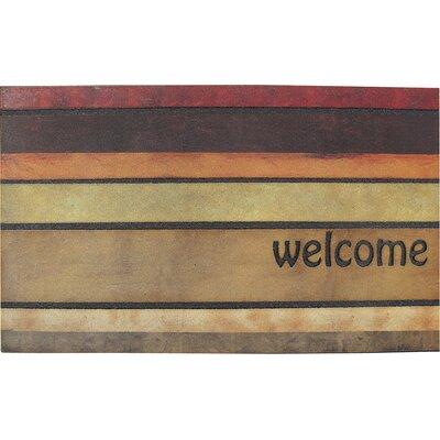Akzente Master Welcome Stripe Doormat