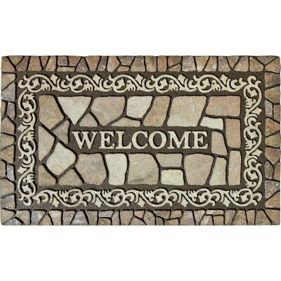 Akzente Master Scroll And Tone Doormat