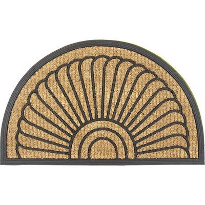 Akzente Halfmoon Doormat