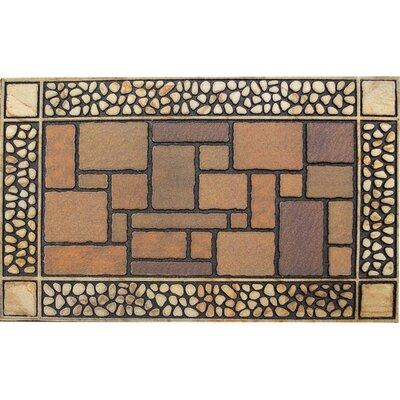 Akzente Master Stone Plate Doormat