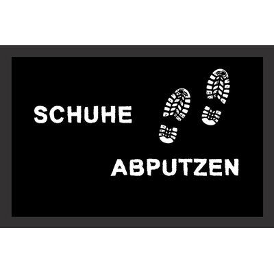 Akzente Brush Your Shoes Doormat