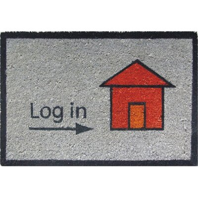 Akzente Kokos Login Doormat