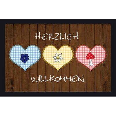 Akzente Welcome Doormat